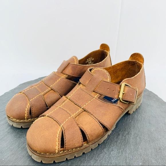 484918b6b6fc Polo Sport men s fisherman sandals size 8M. M 5c4275636a0bb7574b9a74f6